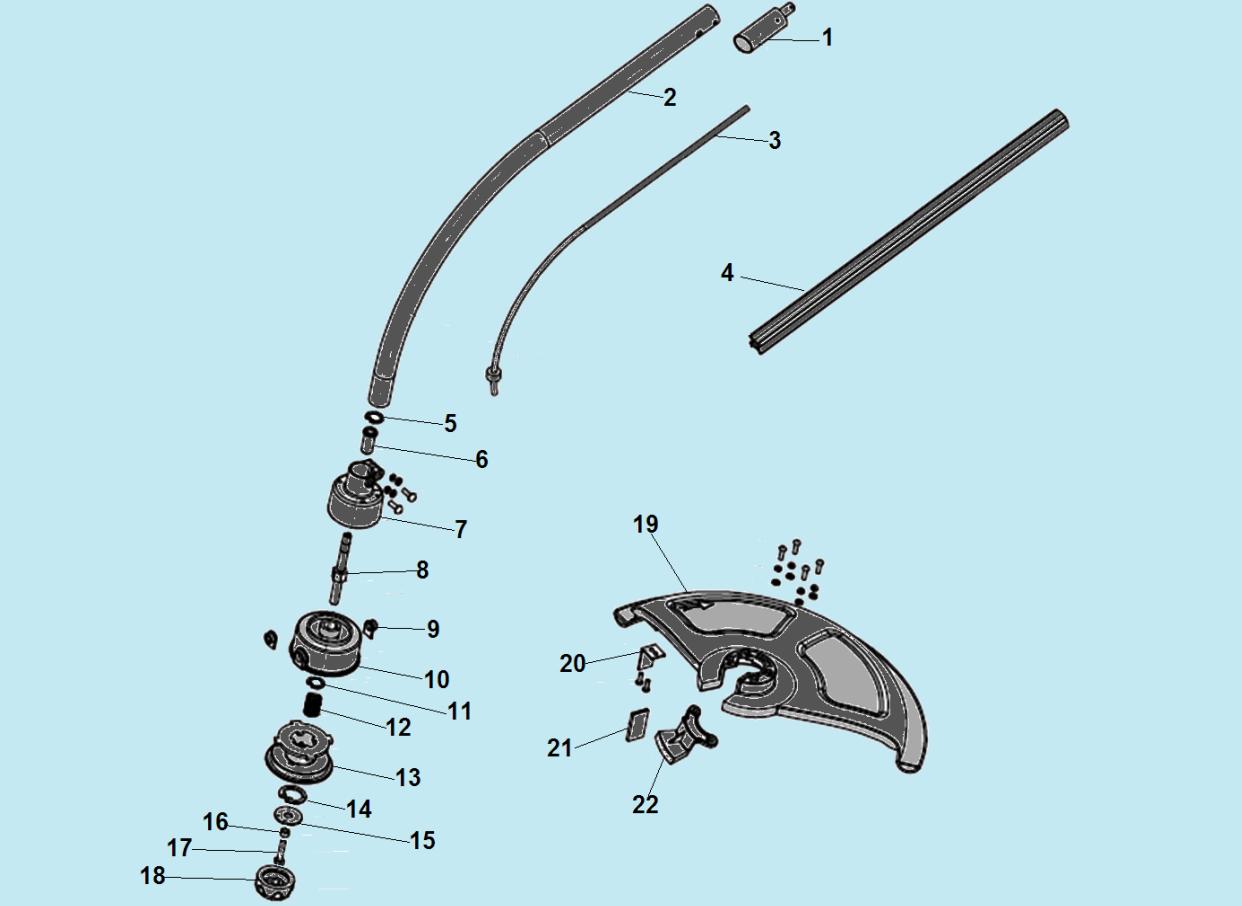 ремонт электрических триммеров в спб